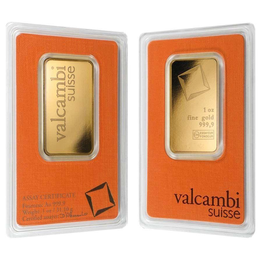 Gold Ingot Size Comparison Sondeln Geld