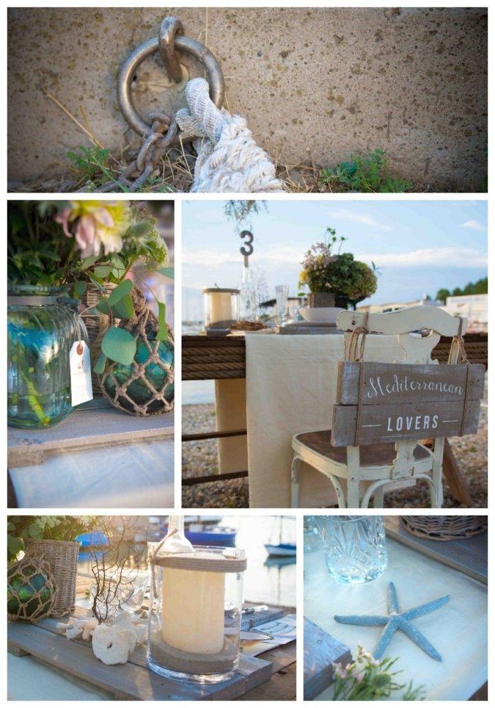 decoración náutica | decoración de bodas | pinterest | decoración de
