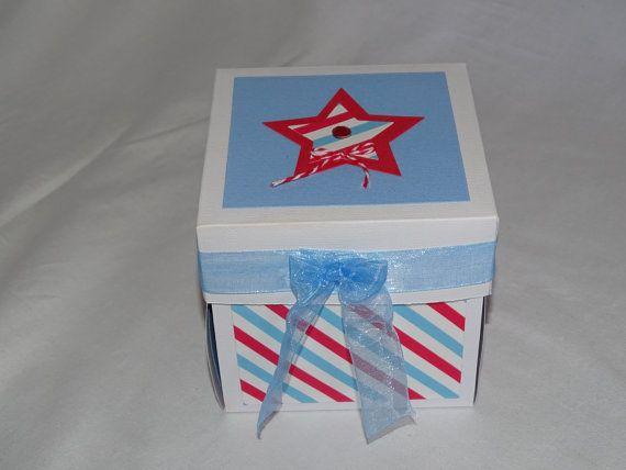 Xmas exploding box card, Christmas explosion box, Christmas exploding  gift box, Christmas table decor, Christmas 3D box card, Xmas gift box