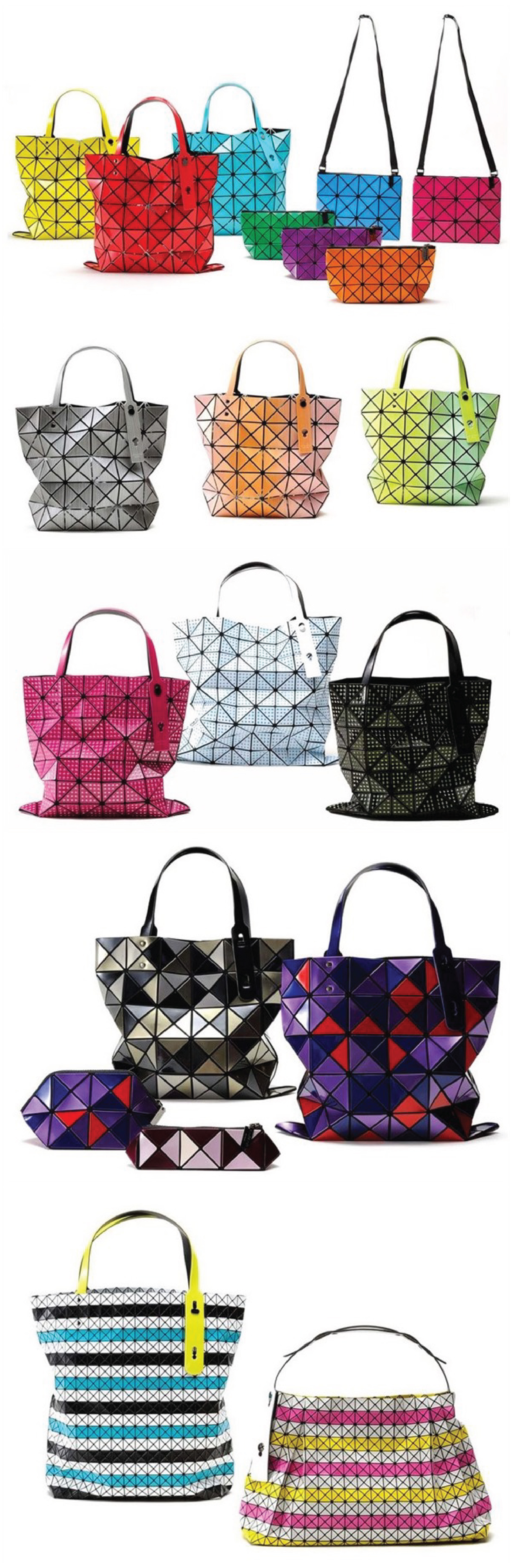 bao bao bags by issey miyake products frauen taschen. Black Bedroom Furniture Sets. Home Design Ideas
