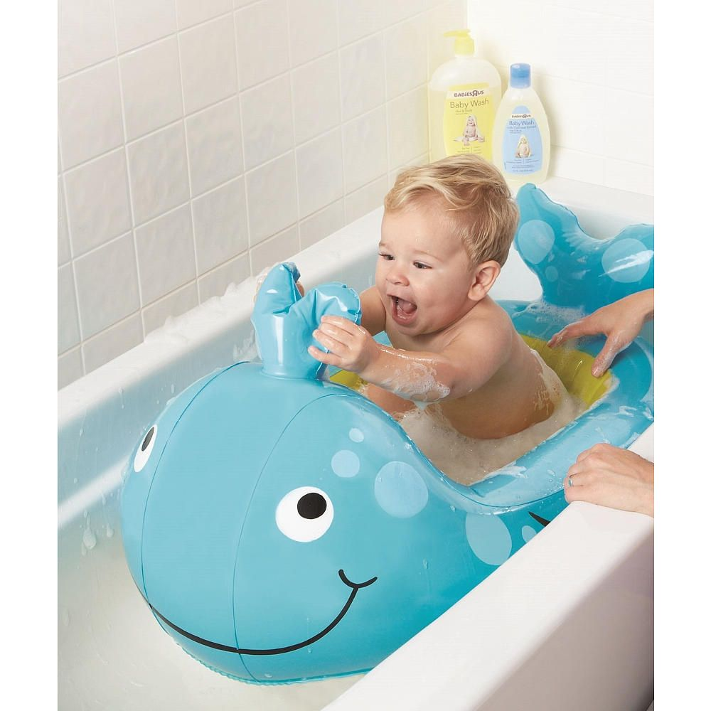 Babies R Us Inflatable Whale Tub - Blue - Babies R Us - Babies \