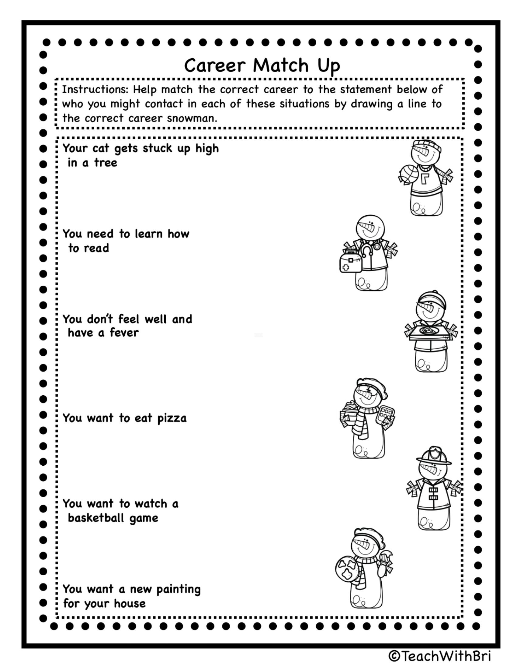 Read A Loud Tasks Snowmen At Work Creative Writing Activities Reading Process Learn To Read [ 2200 x 1700 Pixel ]