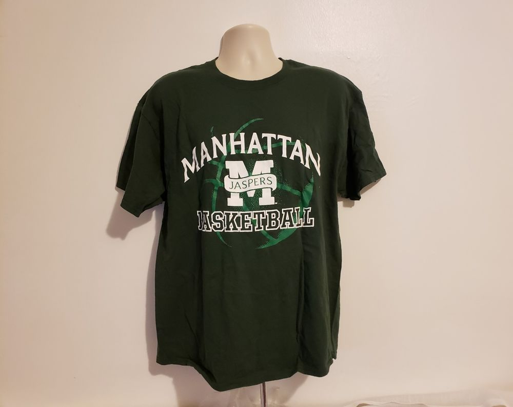 NCAA Manhattan Jaspers T-Shirt V3