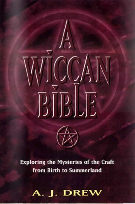 A Wiccan Bible | Bell, Book, and Candle, shopping | Wiccan