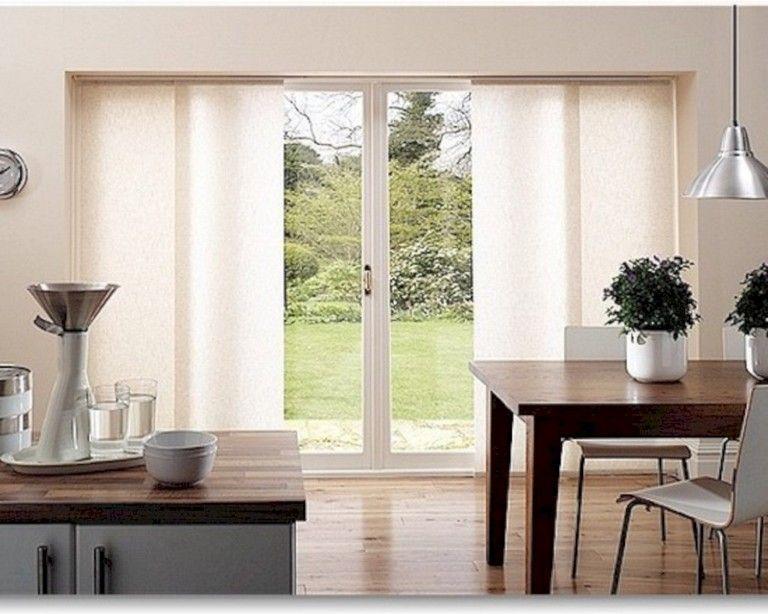 45 Extraordinary Industrial Look With Large Windows Design Ideas Sliding Glass Door Window Sliding Glass Door Window Treatments