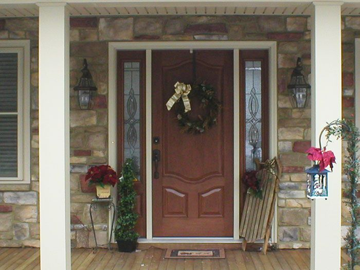 Tough Guardian Fiberglass Entry Doors Therma Tru Fiberglass Entry