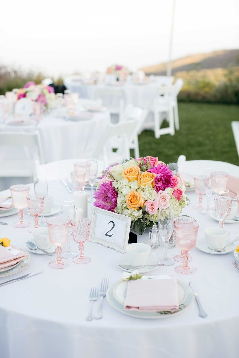 Sisters Host Double Wedding at Outdoor Venue in Malibu, California ...