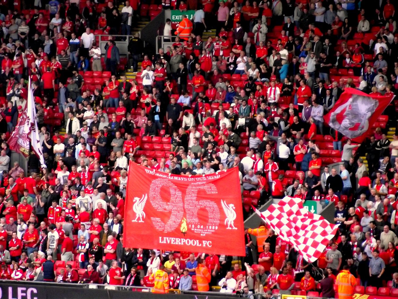 jft96 By Palig Darakjian #TheKop #Anfield #reds #YNWA