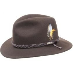 Photo of Newark VitaFelt wool felt hat by Stetson Stetson