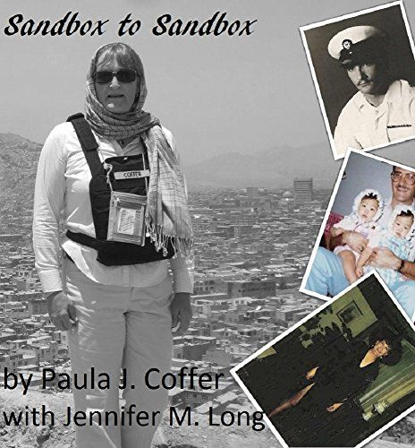 Sandbox to Sandbox by Paula Coffer http://www.amazon.com/dp/B019R3R0N0/ref=cm_sw_r_pi_dp_kceFwb03KXDDD Paula is my Aunt and her story is amazing! Check it out and let me know what you think!