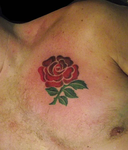 England Rugby Rose Crest Rugby Tattoo English Rose Tattoos England Tattoo