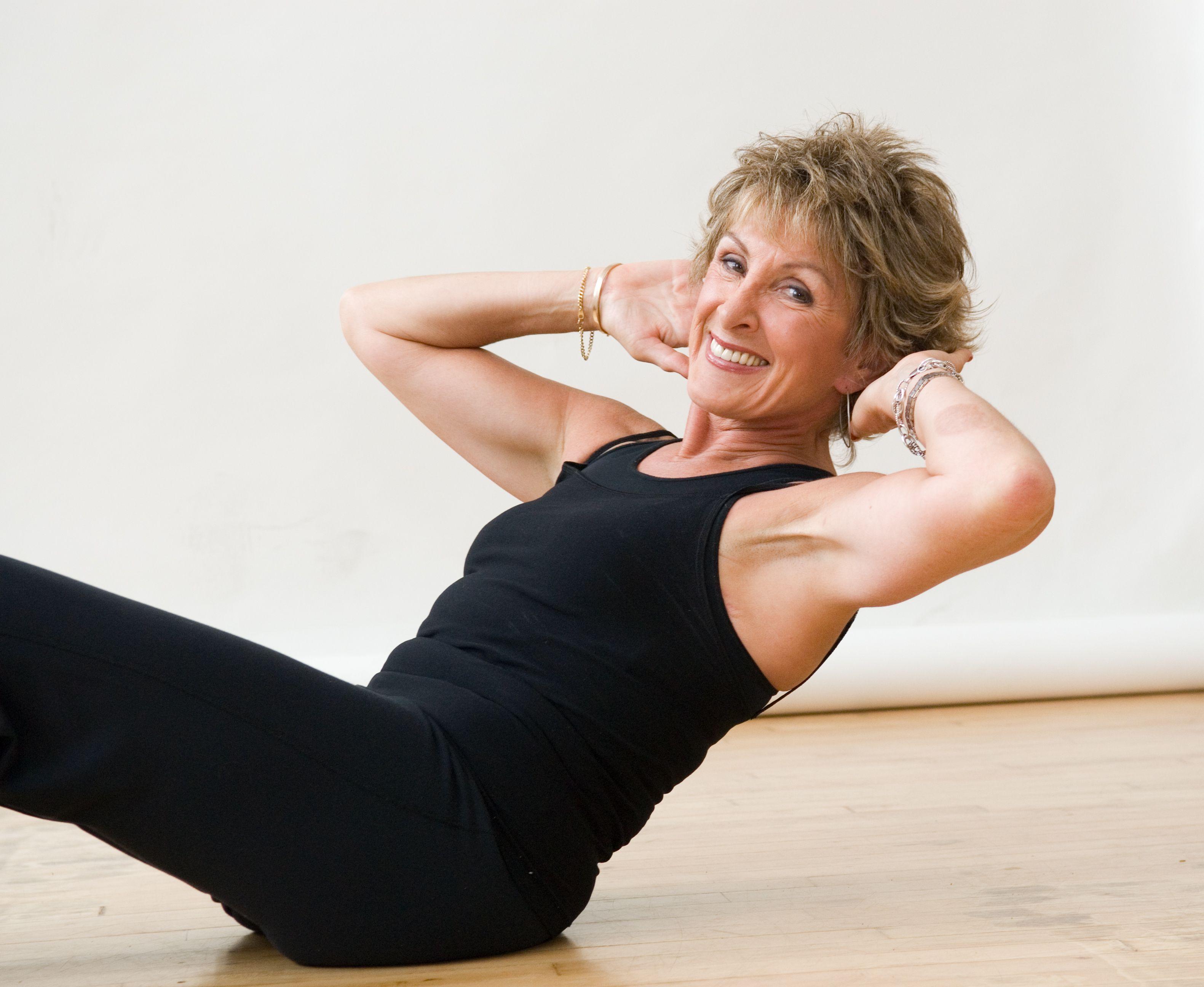 Упражнения Для Похудения В Климаксе.
