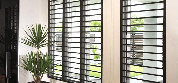 A Brief Look At Some Popular Types Of Window Grills