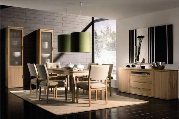 نتيجة بحث الصور عن modern dining rooms designs