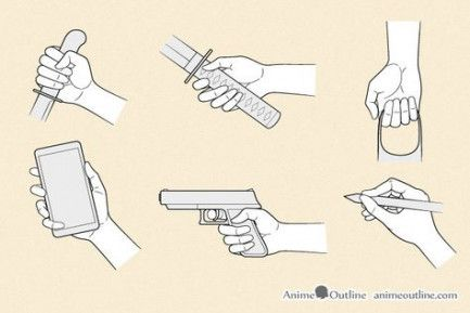 29 Super Ideas Drawing Hand Holding Something Hand Holding Something Drawing Anime Hands Hand Drawing Reference