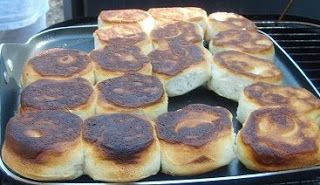 My Home And Garden Place: Burnt Biscuits