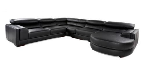 London 4 Piece Corner Sofa New Club Contrast Dfs