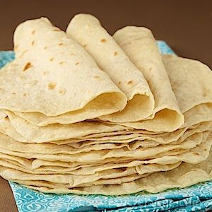 Best Ever Homemade Flour Tortillas Recipe Homemade Flour Tortillas Food Recipes
