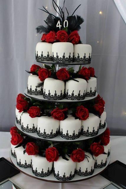 Strange Birthday Party Ideas Cake Decorating Cupcake Cakes Mini Cakes Funny Birthday Cards Online Aeocydamsfinfo