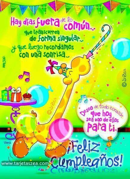 Cumpleaños Feliz Cumpleaños Tarjetas Zea Deseos De Feliz Cumpleaños Feliz Cumpleaños