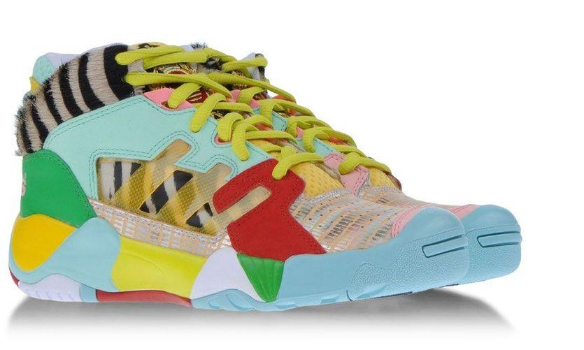 Freaky Friday Jeremy Scott Adidas y moda