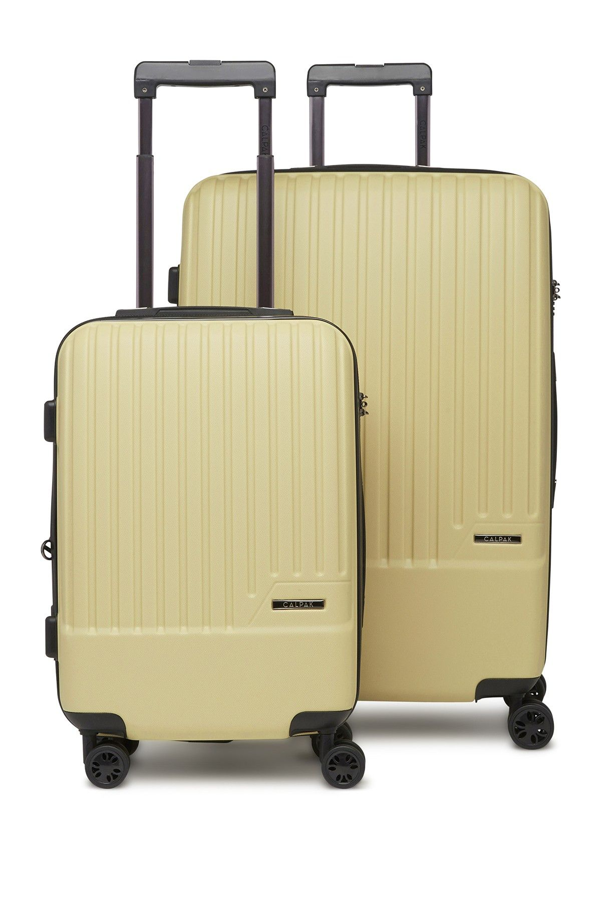 2199033b4 CALPAK LUGGAGE - Davis 2-Piece Spinner Luggage Set is now 27-50% off. Free  Shipping on orders over $100.