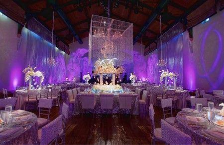 idee deco salle mariage oriental