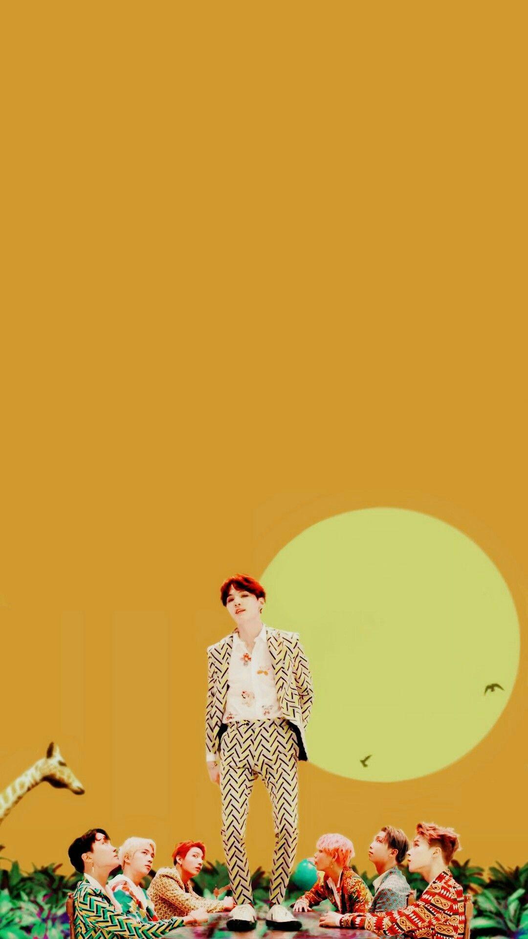 180824 #BTS 'IDOL' Official ❤ #SUGA