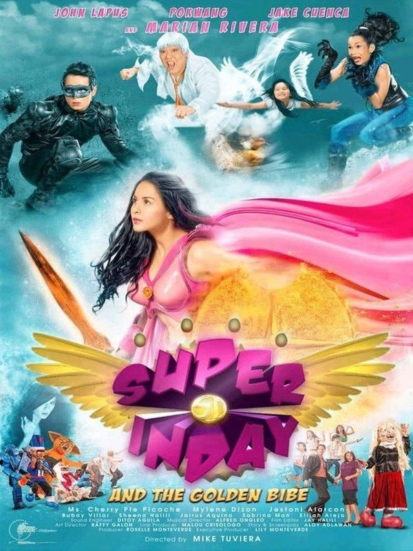 Super Inday and the Golden Bibe (2010)