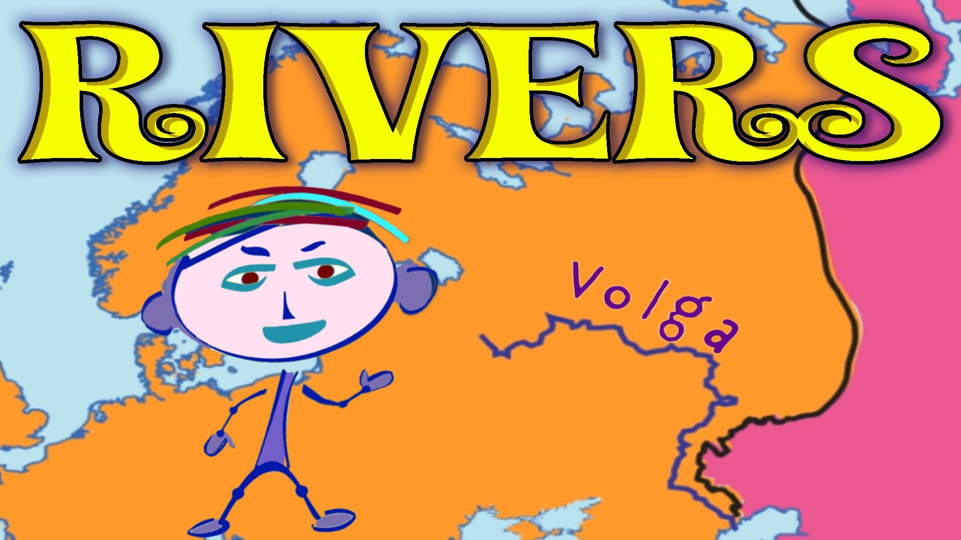 Geography Explorer Rivers Interesting and Educational