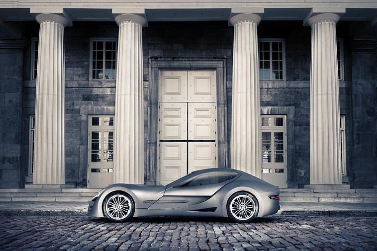 Felino Cb7 Puts Canada Into The Sports Car Discussion Super Cars Car Escape Car