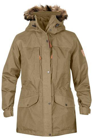 Sarek Winter Jacket W   Fjällräven