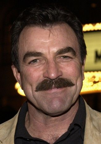 Our Favorite Famous Mustaches | Tom Selleck & Blue Bloods