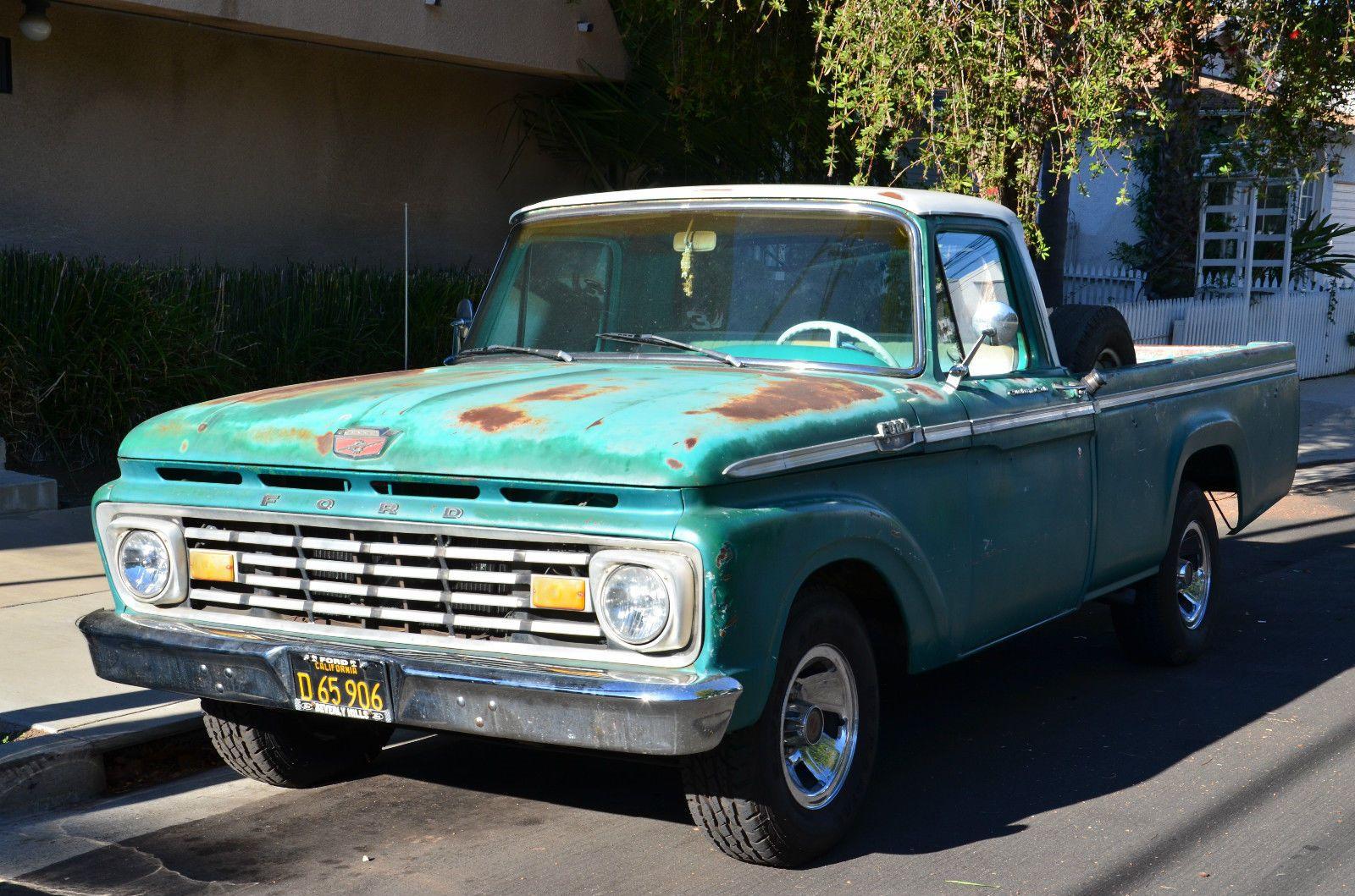 1963 Ford F-100 Standard Cab Pickup   Vintage trucks for sale ...