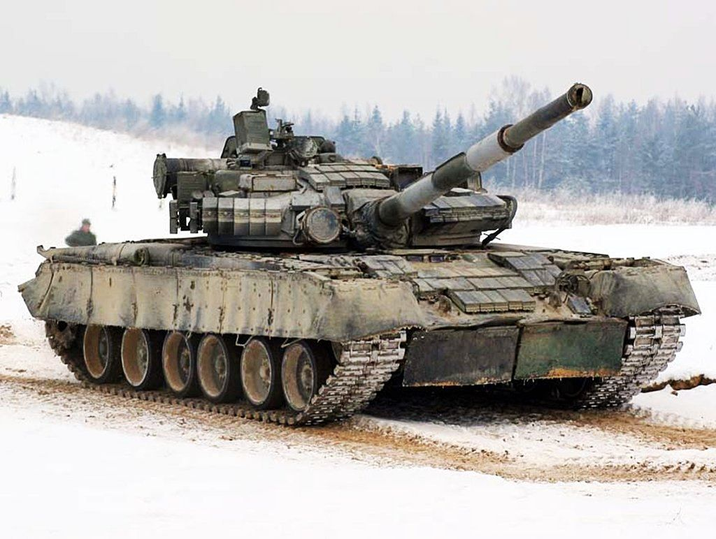 Image result for Russian T-80 Main Battle Tank
