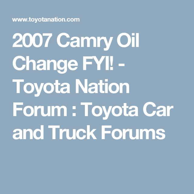 Toyota Nation Forum : Toyota