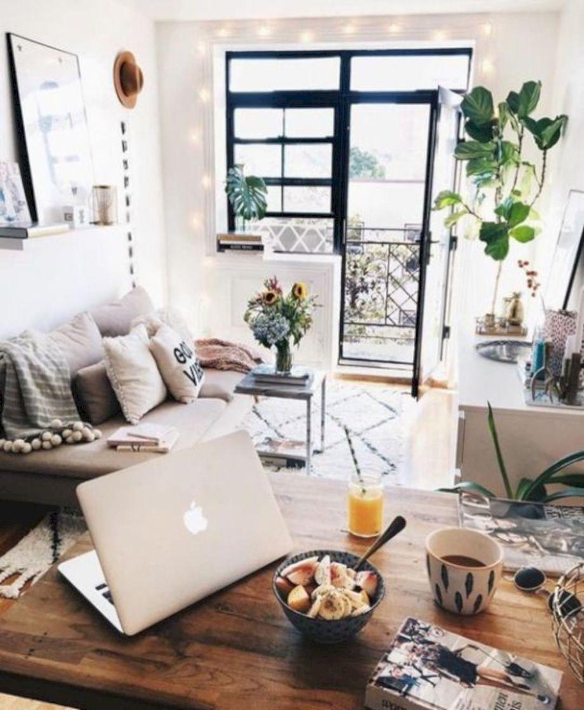 Cozy Small Studio Apartment Decor