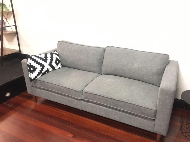 Plush Branded Sofa Near New Sofas Gumtree Australia Adelaide