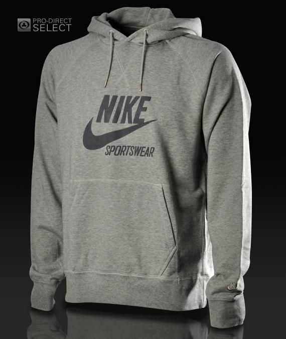 Nike FT - Pull Over Hoody - Nike Hoodies - Nike Mens Clothing ...