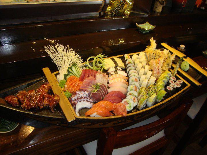 Restaurante Makoto Suhi Bar, uno de mis restaurantes favoritos en MIA.