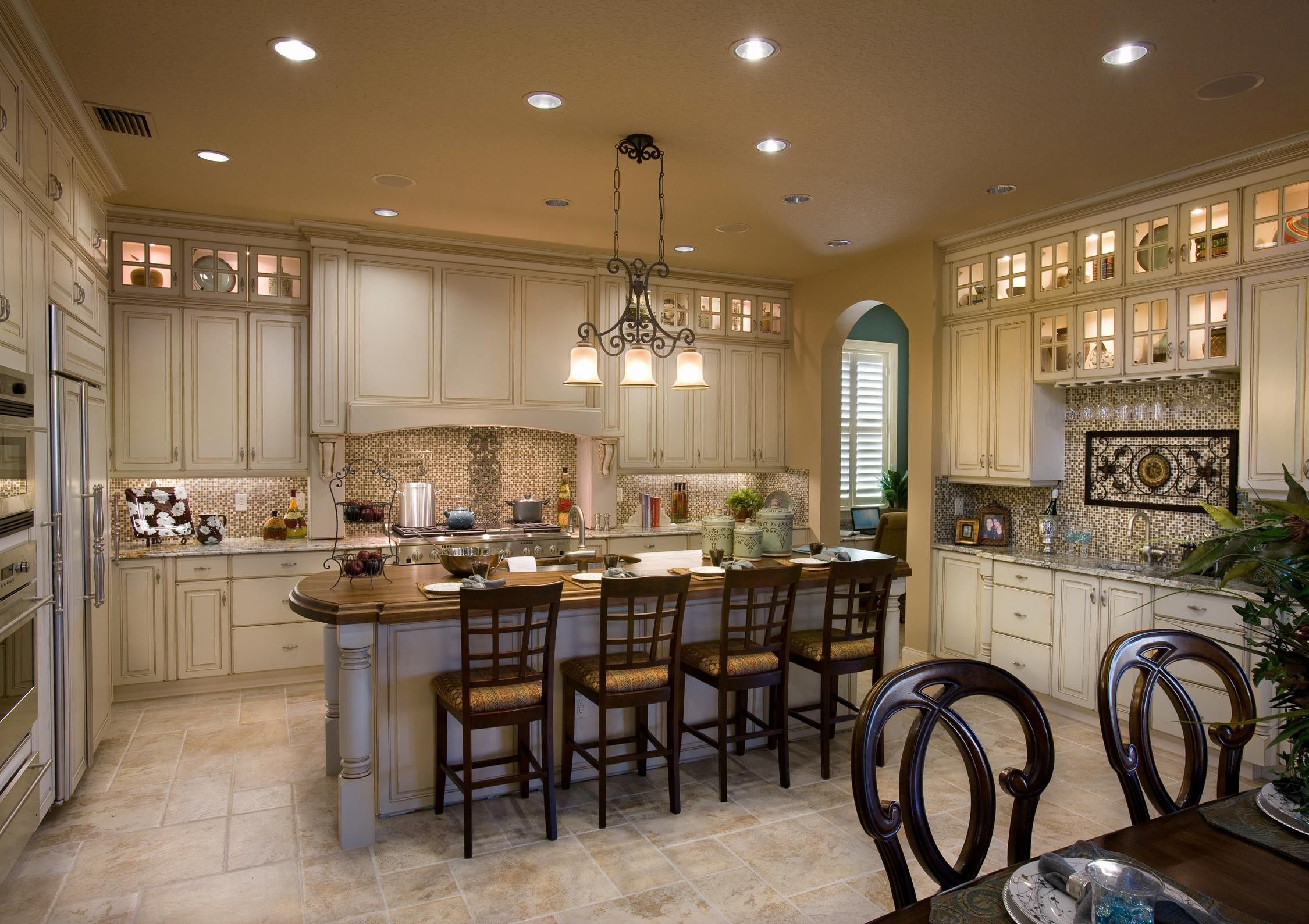 Model Homes Kitchens   ... Emerald Showcase Model 3 ... on Design Model Kitchen  id=94140