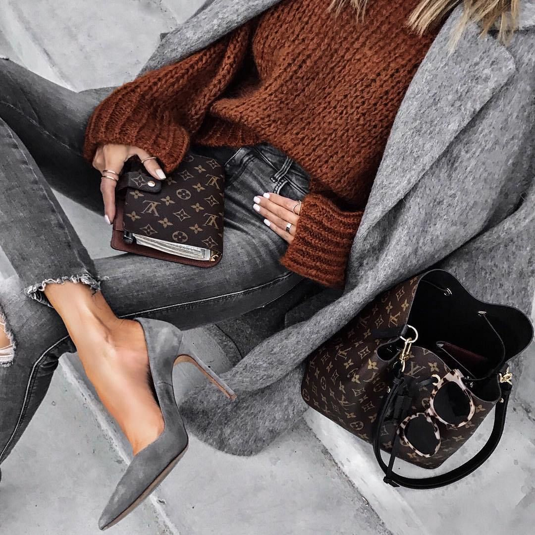 Best Fall Street Style 2018 2019 On Instagram Buyer Select Fall Fashion Trends Autumn Fashion Fashion