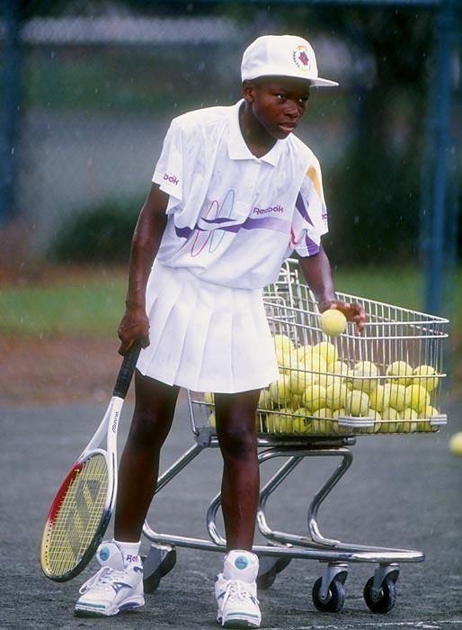 All Five Of The Williams Sisters Were Exposed To Tennis At -1594