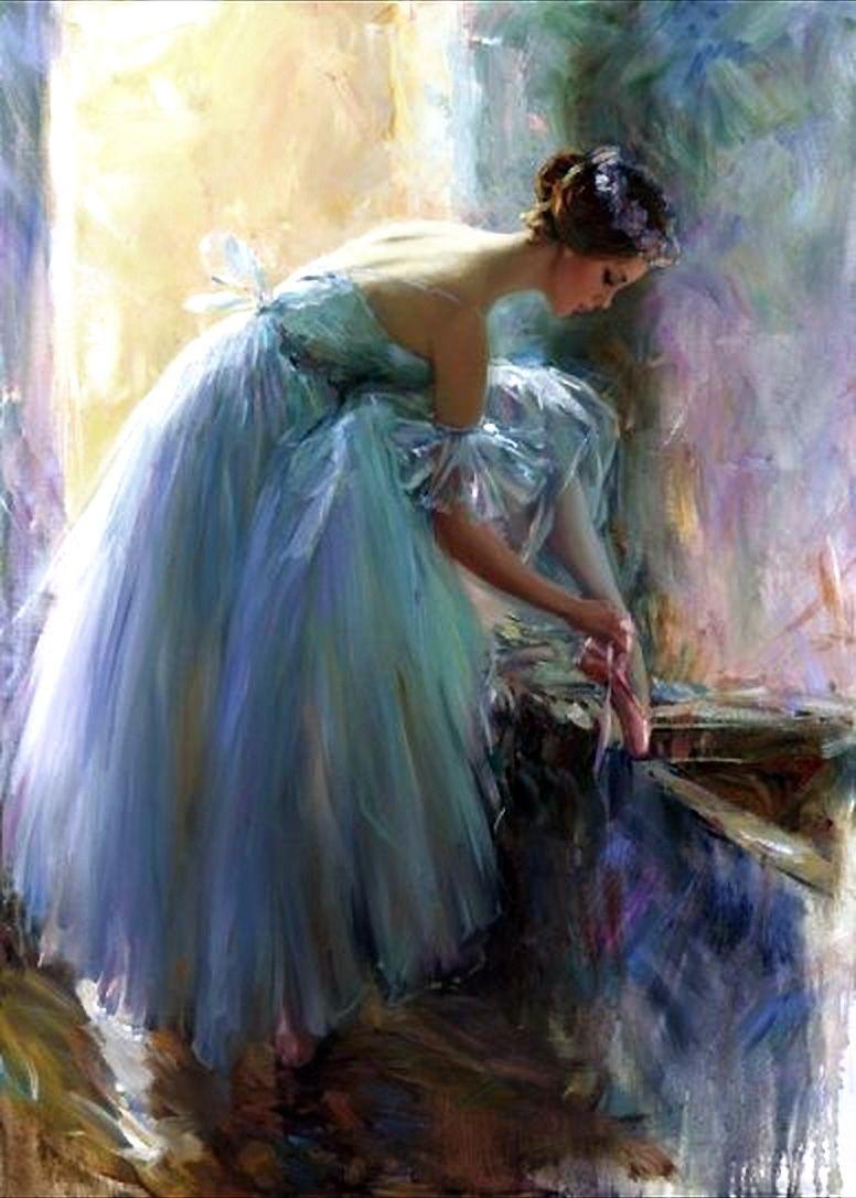 Epingle Sur Danseuses De Degas