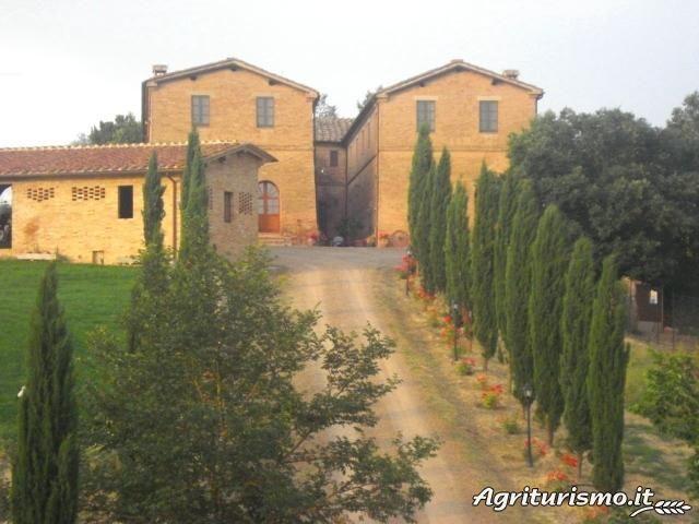 Bauernhof San Giovanni Monteroni d'Arbia - Monteroni d Arbia (Siena) - Toskana