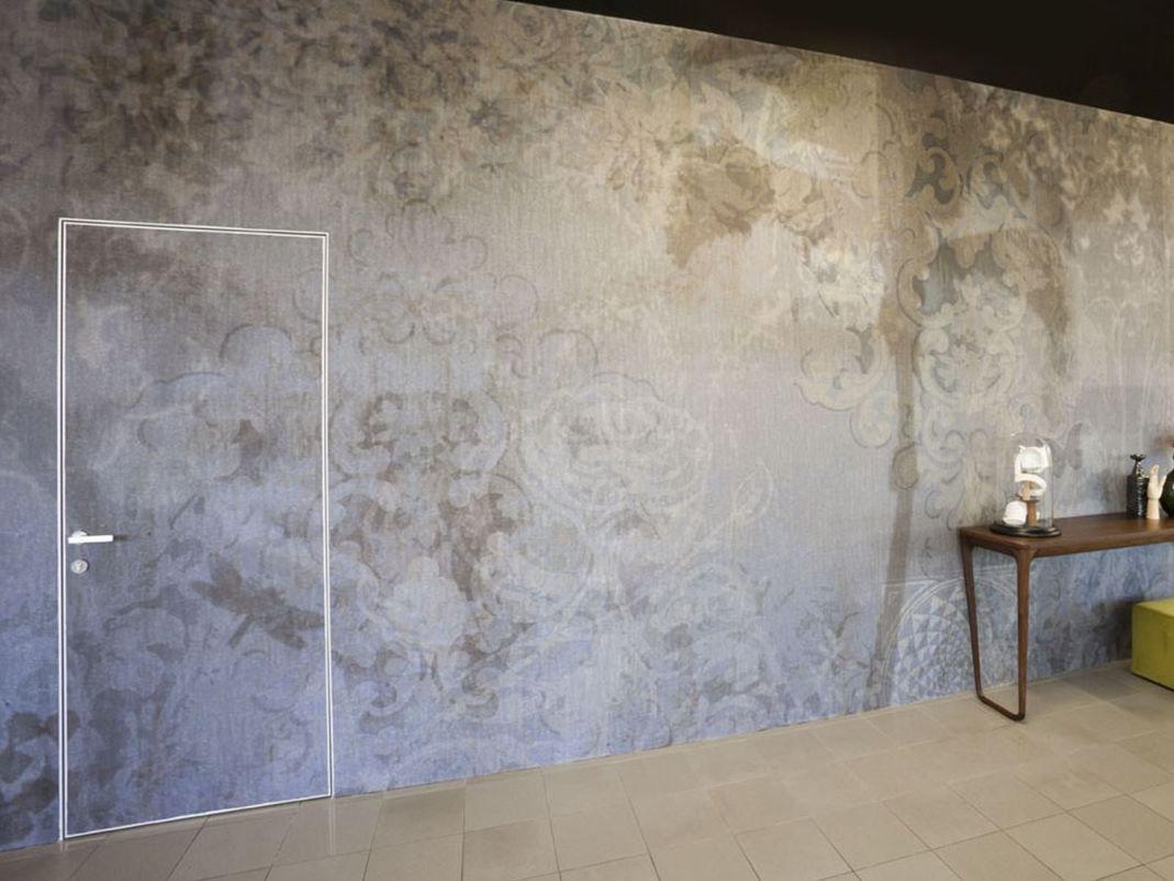 Pittura decorativa all 39 acqua il giardino d 39 inverno - Pitture decorative moderne ...