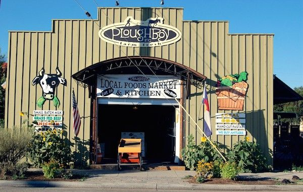 Ploughboy, Inc. Local Foods Market