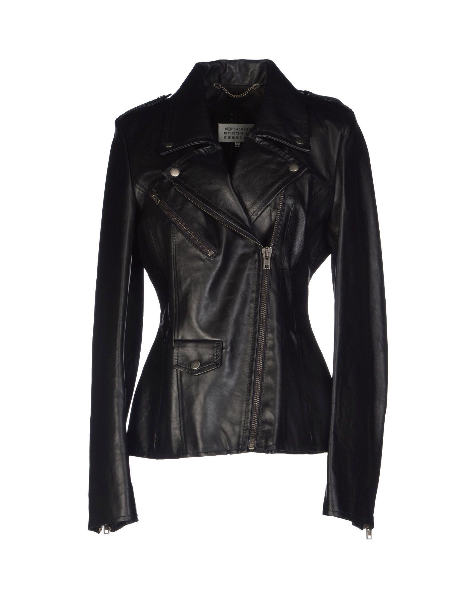 Maison Martin Margiela 1 Jacket - Women Maison Martin Margiela 1 Jackets  online on YOOX United 5aceff77ffa7