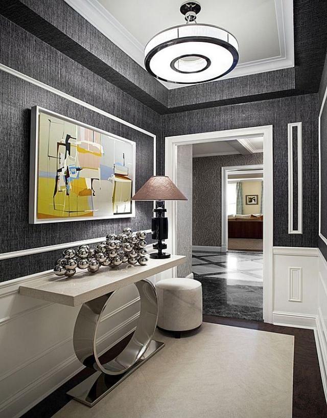 62 Ideen Fur Farbgestaltung Im Flur Und Eingangsbereich Foyerdesign Eingangsbereich Einrichten Produktdesign