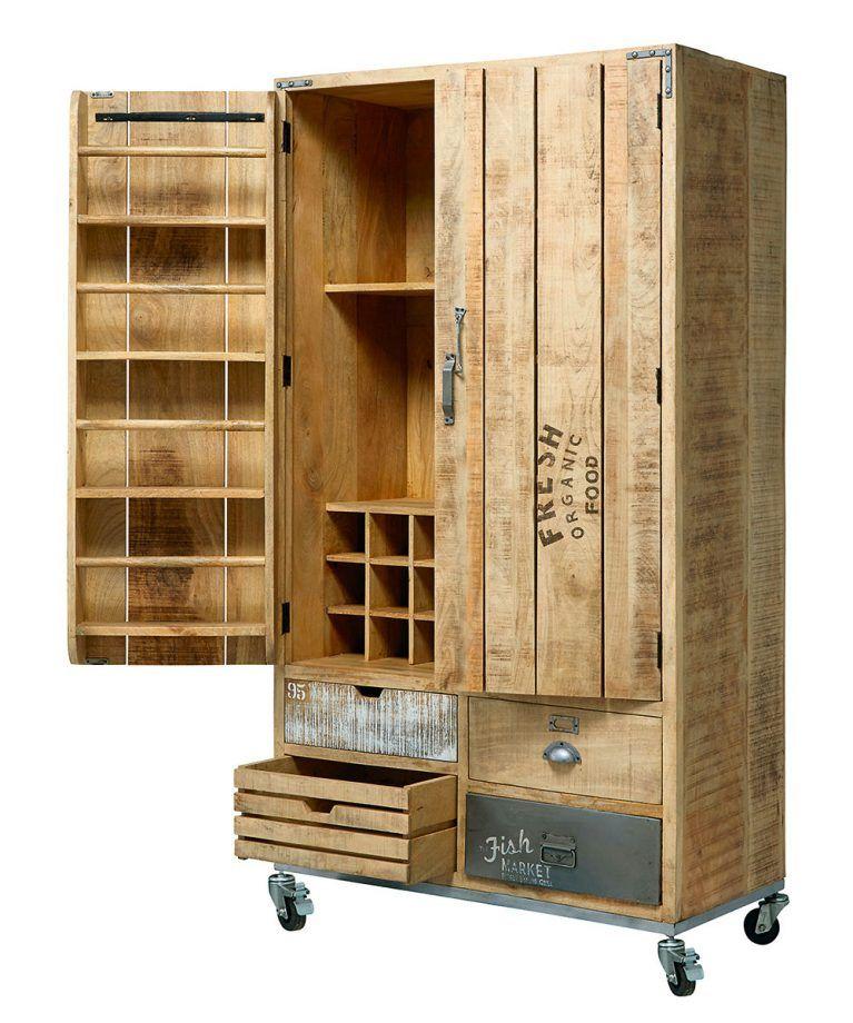 Top Freestanding Pantry Storage